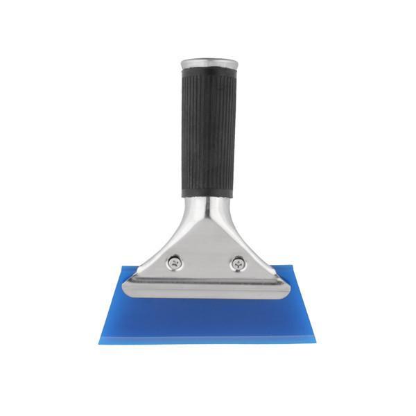 Синий Лезвие бритвы скребок воды Ракель оттенок инструмент для авто фильм для мойки окон новые