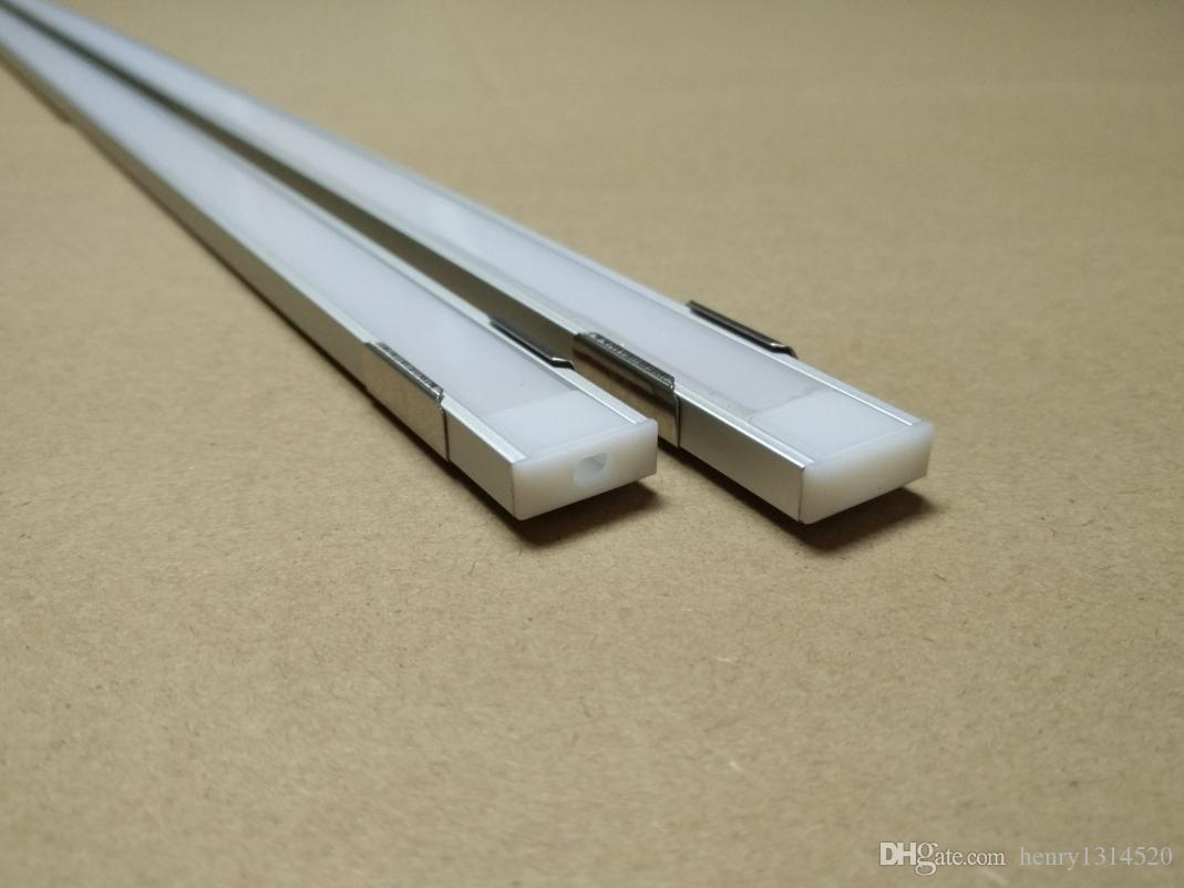 Vendendo a tira de alumínio leve para perfil LED 5730