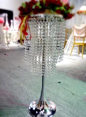 düğün centerpiece / çiçek standı / yol kurşun / 60cm boyunda