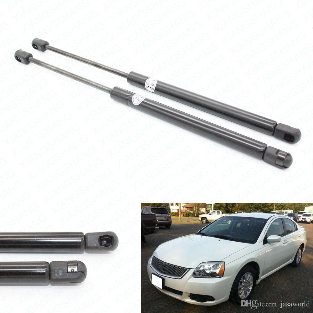 2pcs posteriore del tronco portellone Portellone gas caricato Sollevare il supporto per Mitsubishi Galant Tronco 2004-2009 2010 2011 2012
