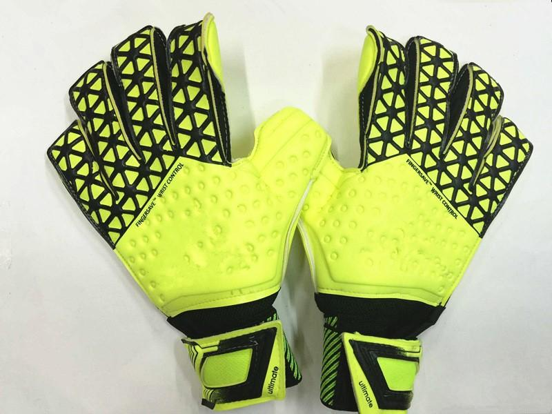 Latex futbol kaleci eldiveni kaliteli 2016 futbol eldivenleri profesyonel futbol kaleci eldivenleri