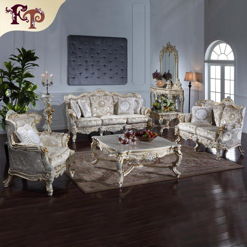 2019 Royalty Classic Sofa Set Baroque Style Classic Living Room Set  European Classic Furniture Versailles Sofa From Fpfurniturecn, $1614.08 |  ...