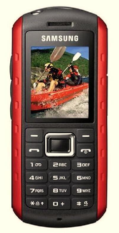 Refurbished Original Samsung B2100 Unlocked Cell Phone 1000mAh 1.3MP 1.77 Inch Waterproof 2G GSM