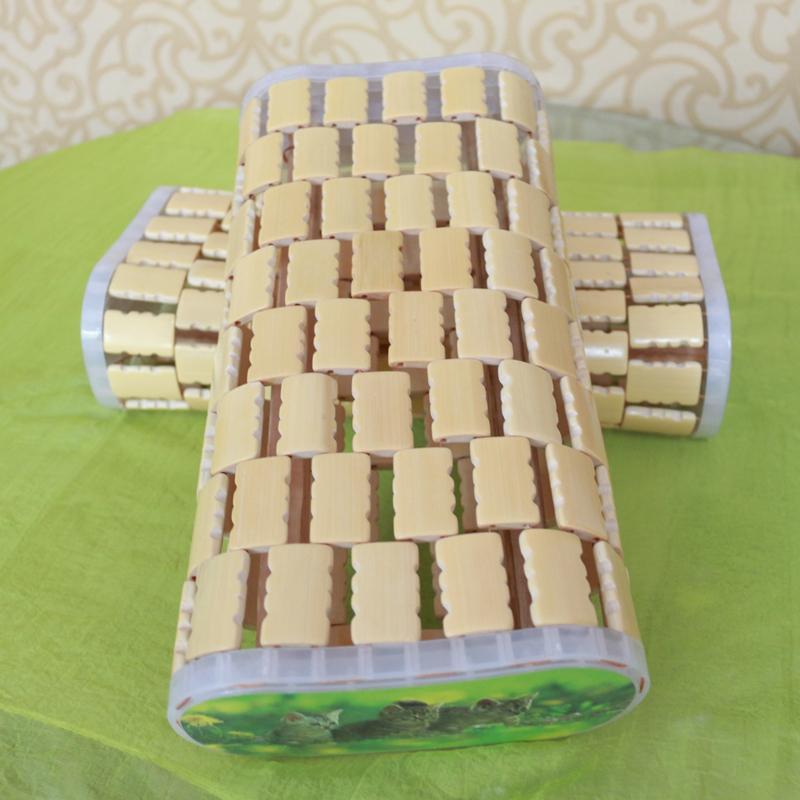 Freies Verschiffenbüro-Haar-Kissen Hauptsommer-Bambuskissen Kühlen Sie den Mahjong-Kissenblock das hohle Mahjong-Kissen ab