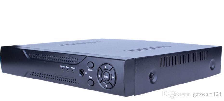 4CH 1080P الهجين AHD DVR 4CH AHD-H الدعم كاميرا DVR كاميرا AHD التناظرية كاميرا IP 1 SATA DVR الهجين