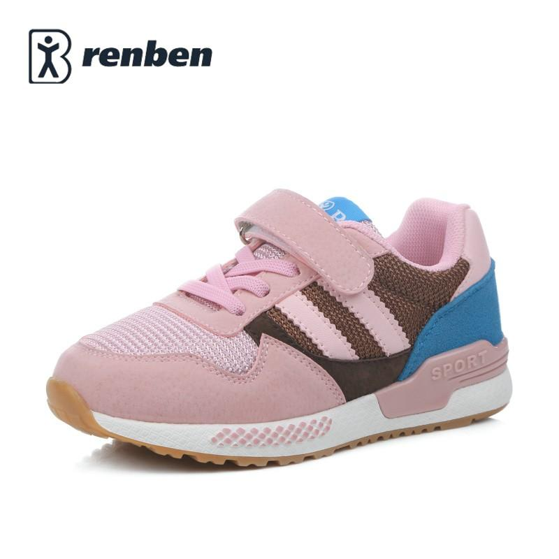 Kids Sports Shoes Girls 2017 New Spring