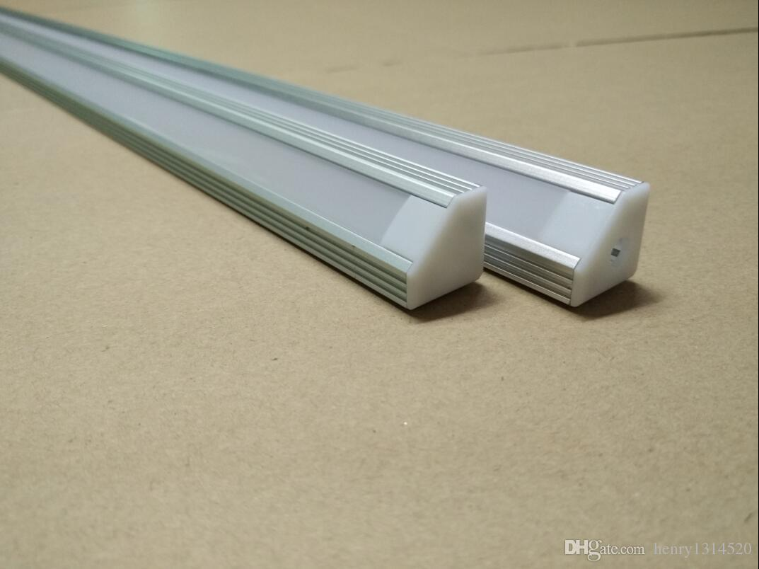 Free Shipping led tiles ground aluminum profile floor/Step/stairs lighting,IP40 in-Ground Floor LEDCorner Profile with best quality