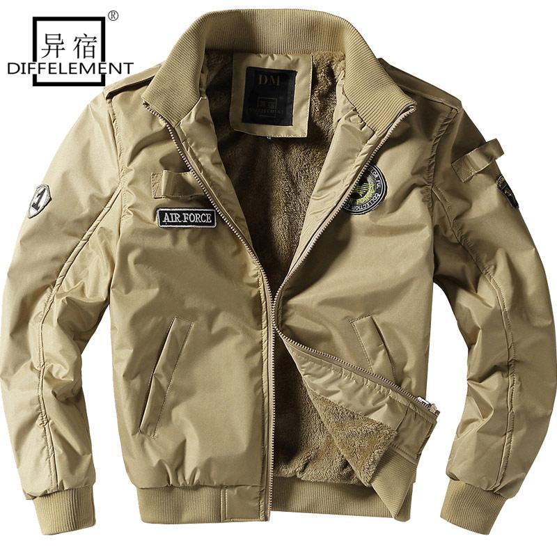 Outdoor Bekleidung New Mens Fliegerjacken Uniform Freizeitjacke Multi-Taschen Tooling Jacke Military Jacket Men