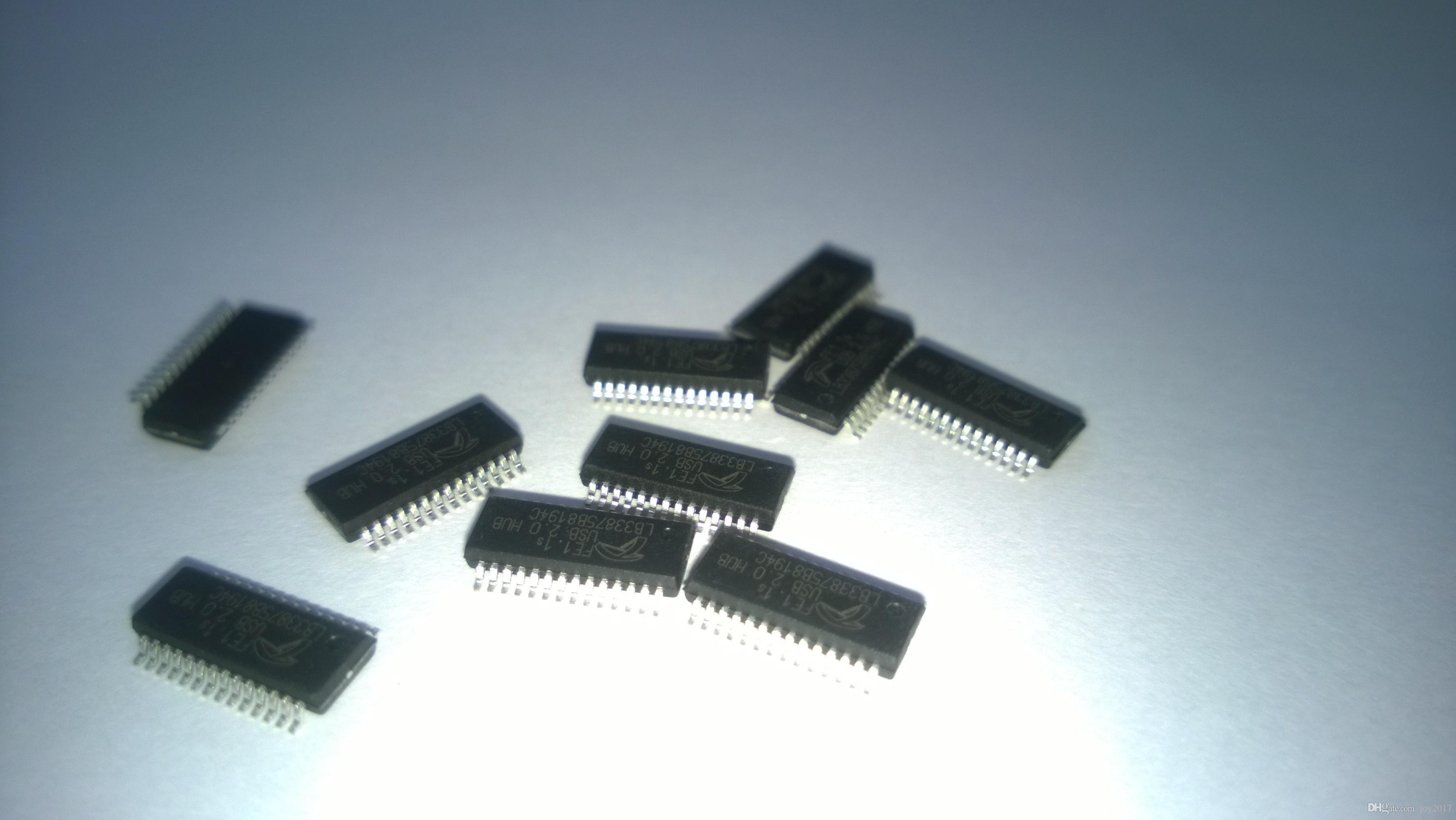 Livraison gratuite Fe1.1 s FE1.1S USB 2.0 HUB SMD ssop28 Nouveau et original 10PCS / LOT