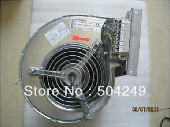 ebmPAPST D2D160-BE02-11 Ventilateur CA 230 / 400V 50HZ / 60HZ 700 / 1055W 2700 / 3000min-1