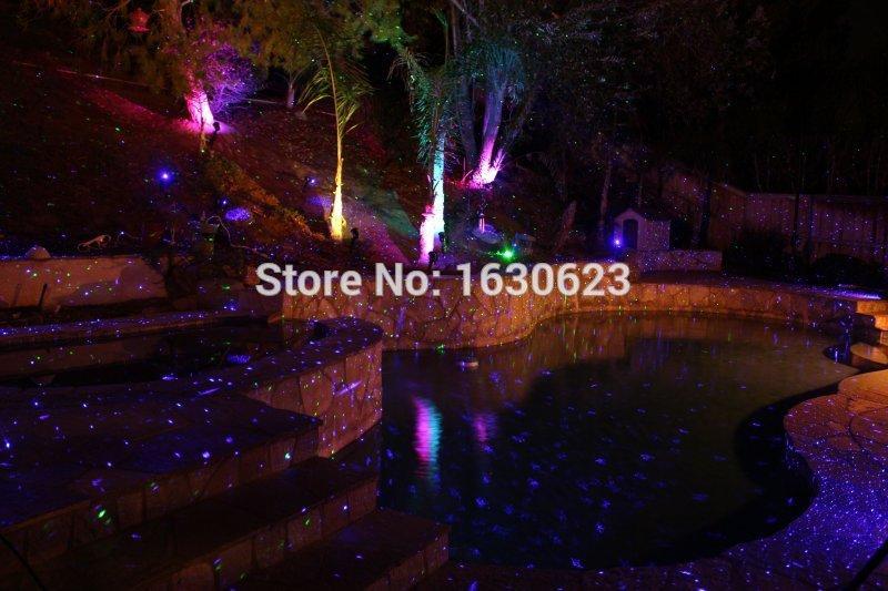 outdoor laser light