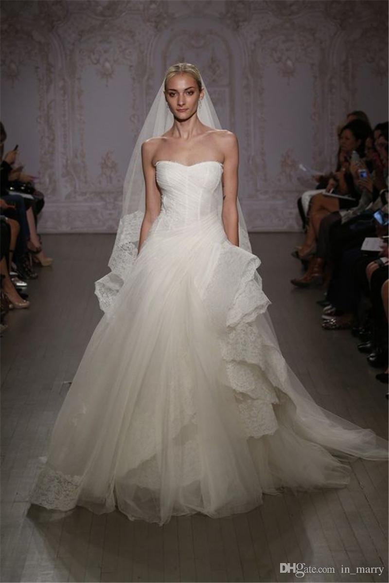 Atemberaubend Monique Lhuillier Brautkleid Preis Fotos - Hochzeit ...