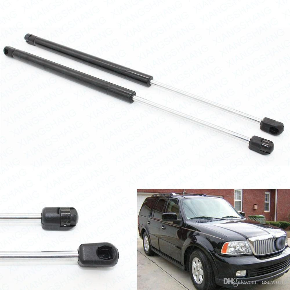 2 New Rear Window Glass Lift Supports Struts Shocks Springs Fit Ford /& Lincoln