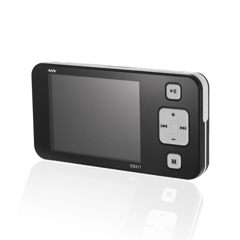 Envío gratuito Nueva versión Mini ARM Osciloscopio digital Portátil de bolsillo Nano Computadora de mano Osciloscopio de almacenamiento digital