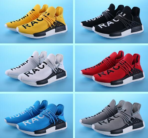 Originals Men S NMD Human Race Primeknit Sports Running Shoes Cheap HumanRace  Trainers Sneaker With Boxes Trainers Shoes Woman Running Shoes From  Feida98 9bccb879d2f9