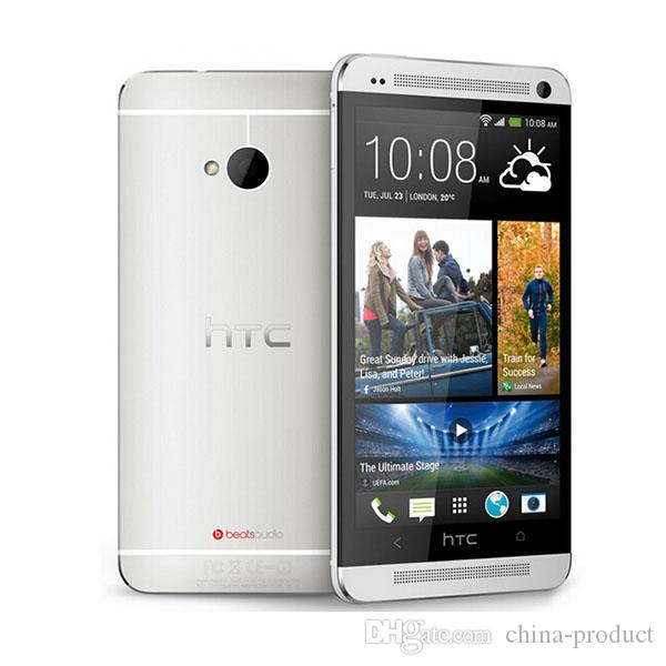"Original HTC One M8 cellphone 5.0"" Android 5.0 Quad core 2G/32G Mobile Phone GPS WIFI Refurbished Unlocked phone"