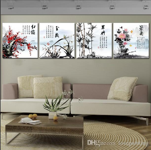 Stampa su Tela Stampe su Canvas Quadro Murale Conchiglia Stella Marina Decorazione della Casa Pittura Senza Cornice Tela Pittura Murale