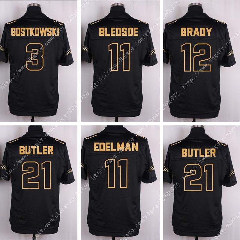 gold patriots jersey