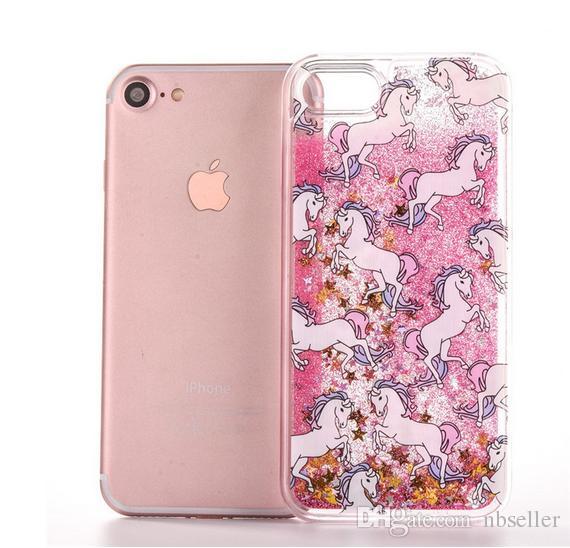 Liquid Unicorn Case For IPhone 7 7plus
