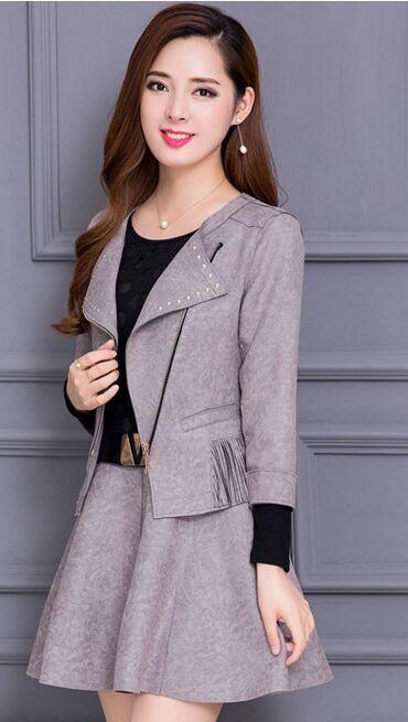 Ordinaire High Quality Brand 2016 Formal Ladies Office Skirt Suit 2016 Office Uniform  Designs Women Business Suits