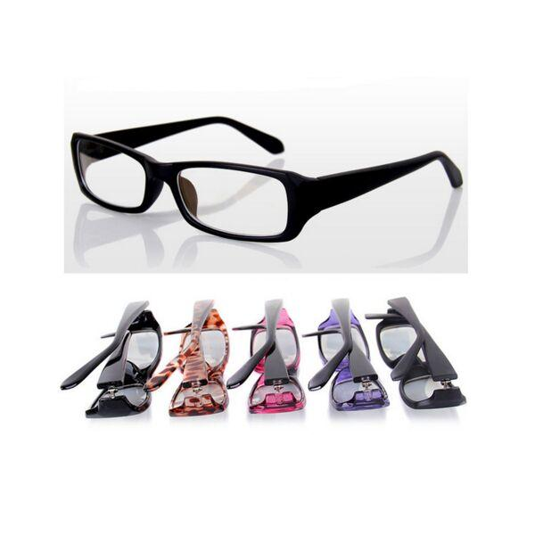 Newest No-Degrees Anti-fatigue Eye Protective Safety Goggles Radiation Resistant Computer Glasses for Men Women Wearing