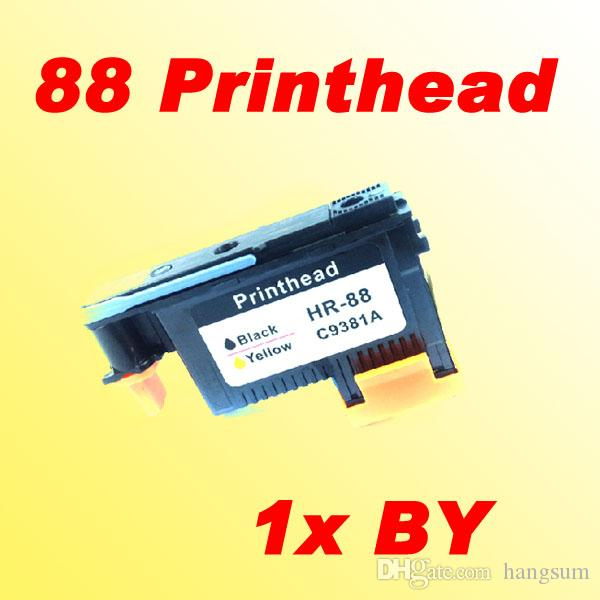 متوافقة لhp88 C9381A رأس الطباعة السوداء 88 L7580 L7380 7590 / L7580 / 7590 K5400 K8600 K550 K8600dn