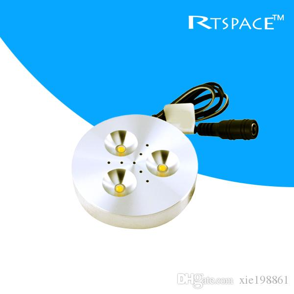 Горячий продавая свет шайбы Сид DC 12v 3W входного сигнала / шкафа, фара Сид(non сила),свободная перевозка груза