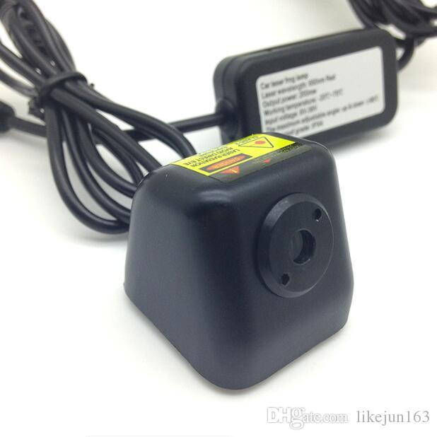 Super Bright 12V one line Laser fog lamp for driving car help avoid traffic accident collision