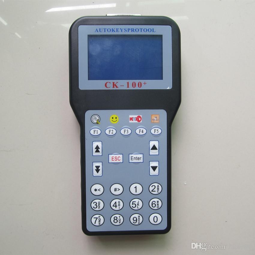 ck100 più recente programmatore di chiavi auto v99.99 Ultima generazione Silca SBB spedizione gratuita un anno di garanzia migliore