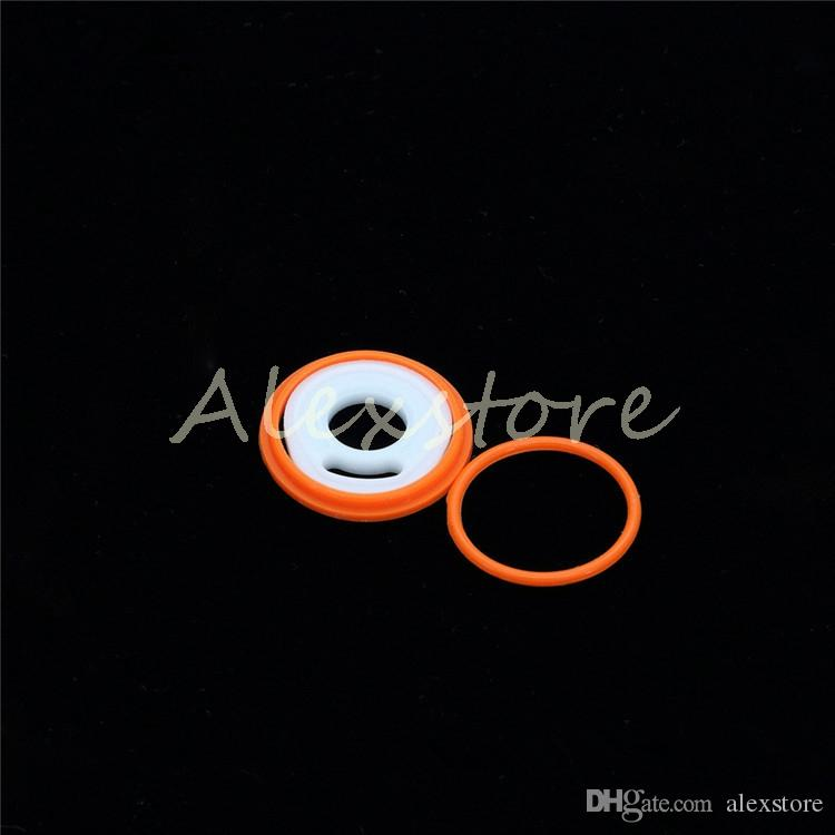 Silicone O ring Silicon Seal O-rings replacement Orings Set for TFV8 TFV8 baby v2.0 Big X TF12 Prince Vape pen 22