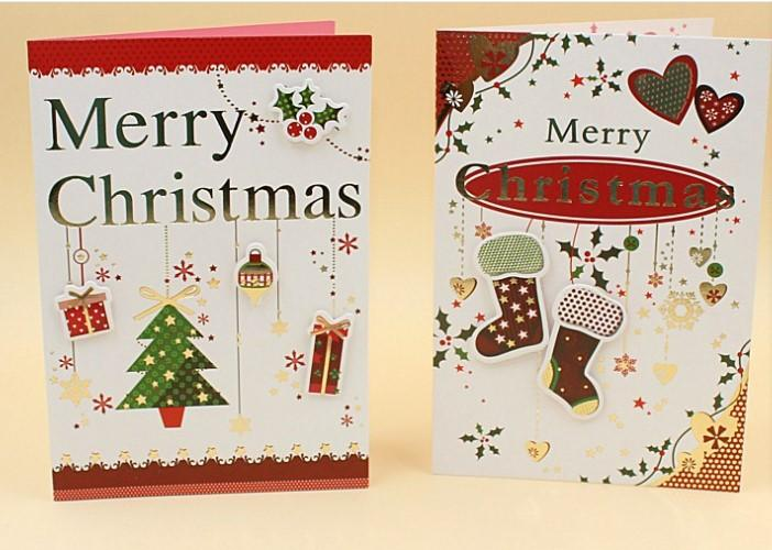 Christmas History In English.Christmas Card In English Christmas Card High End Christmas Greeting Card Personalized Birthday Cards Personalized Card From Wholesale Cngoods