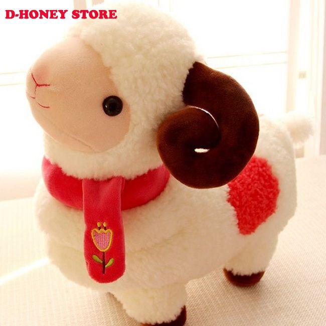 Goat Plush Stuffed Toys Soft Toys