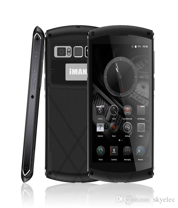 Iman Victor Rugged Ip67 Smartphone 32gb Outdoor Protection Mobile Dustproof Waterproof Prevent Cast Aluminium Radium Vulture Screen Printing