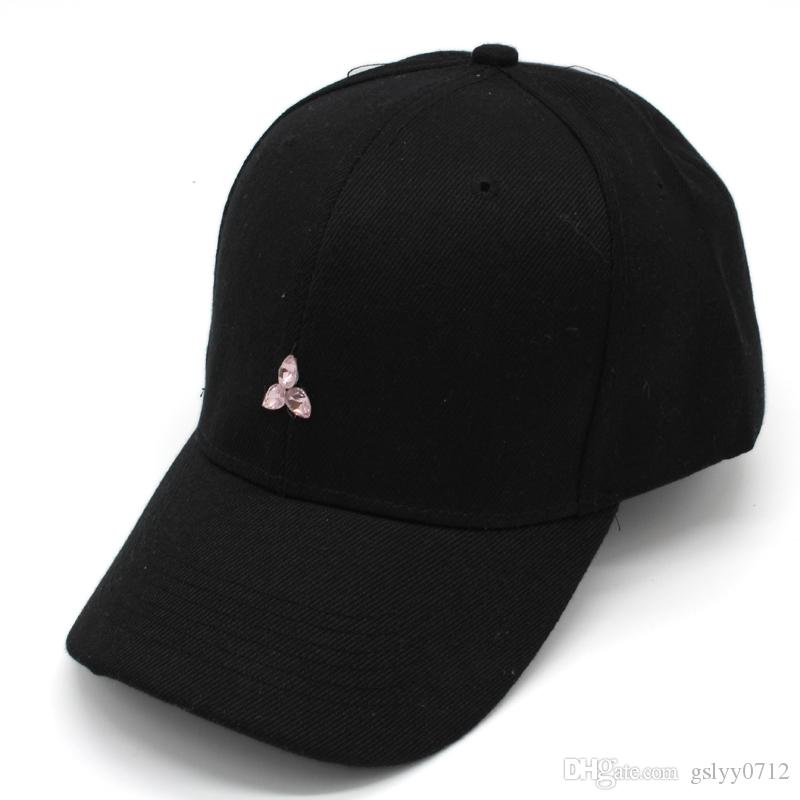 Drip drill Logo Unisex Snapback Baseball Cap Adjustable 6 Panel Trend Snap Back Peaked Cap Gorras Sunhat for Men Women GH-227