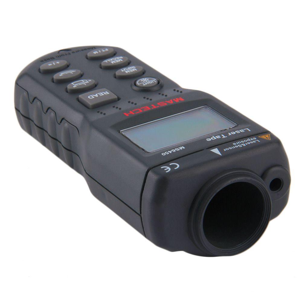 Atacado de Alta Qualidade de distância a laser gama metros localizador telemetro de laser ultra-sônico Distância Medida Ponto Rangefinder LCD