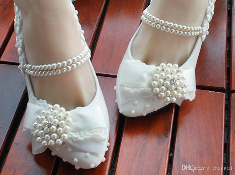 2021 printemps et l'automne avec de nouvelles têtes rondes de style mode chaussures femmes talon 3cm chaussures plates, 5 cm, 8 cm