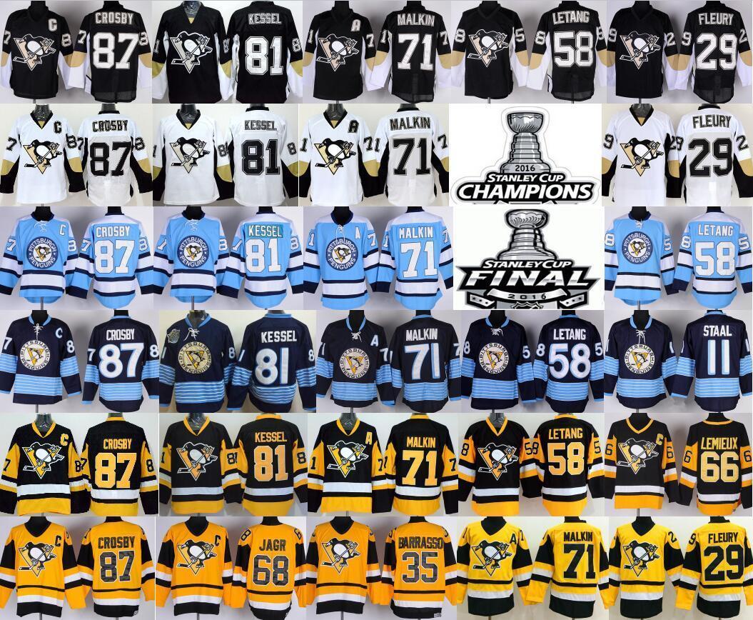 pittsburgh penguins jerseys 2016