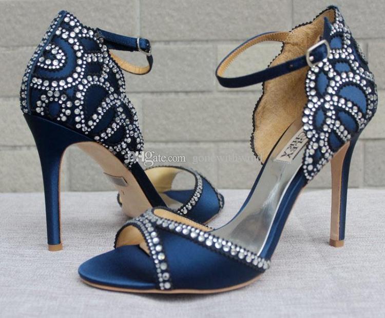 Bluechampagne wedding shoes 2017 bridal heels evening heels for bluechampagne wedding shoes 2017 bridal heels evening heels for wedding evening shoes prom party junglespirit Images