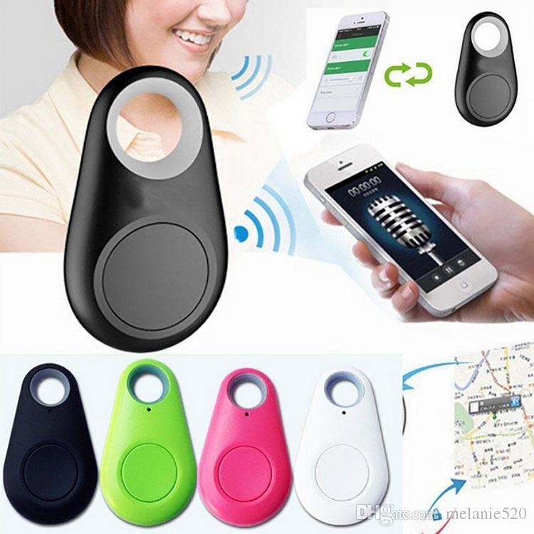 Wireless Bluetooth 4.0 Anti-lost Tracker GPS Locator Remote Shutter For Kids