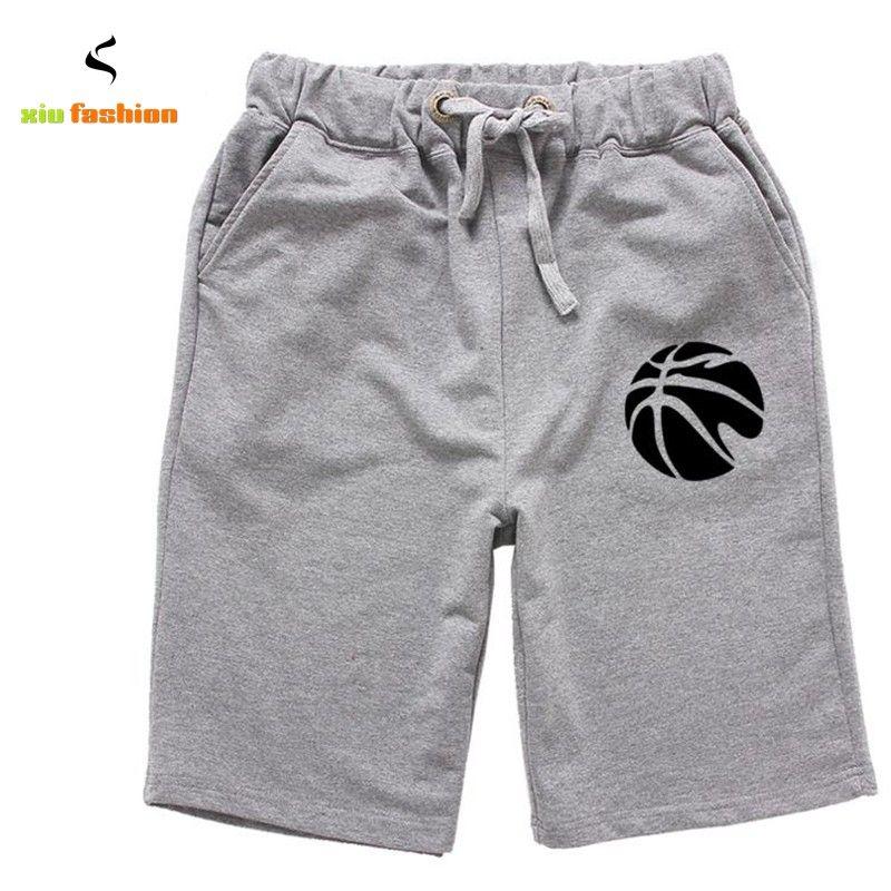 Оптовая торговля-большой размер мужские баскетбольные шорты летний стиль 100% хлопок хип-хоп тренажерный зал и работает пляж шорты бермуды Masculina M-3XL