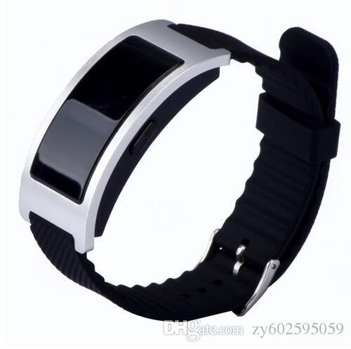 CK11 Akıllı Bileklik Nabız Kalori Adımsayar Spor Bant Bluetooth4.0 IP67 Uzun Bekleme Akıllı Bilezik ölçün