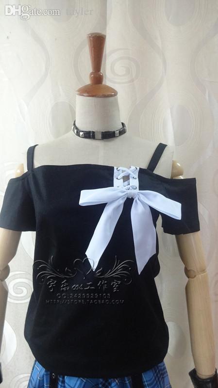 Commercio all'ingrosso-ansata kyoushitsu shiota nagisa costume cosplay intero set