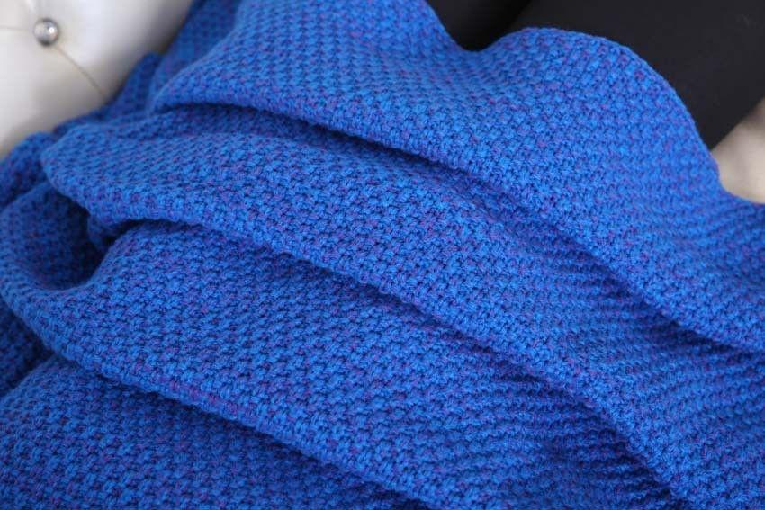 Yarn Knitted Mermaid Tail Blanket Handmade Crochet Mermaid Blanket Kids Throw Bed Wrap Super Soft Sleeping Bed X184 (39)