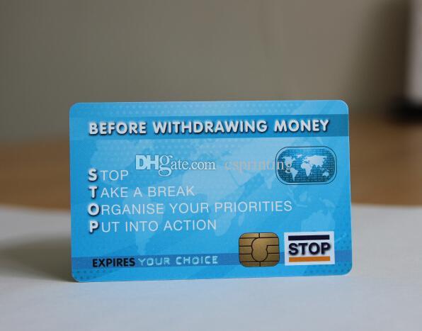 Kundenspezifische Standardplastikkarte kontaktlose intelligente Chip RFID-Kartenchipkarte
