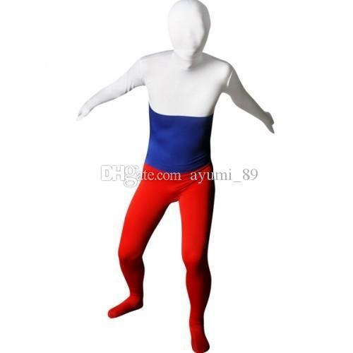 Halloween 2020 Russia 2020 Russia Lycra Spandex Pattern Halloween Costume Fetish