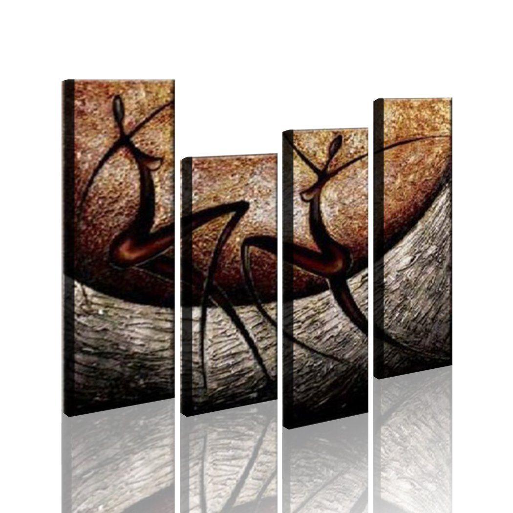 Großhandel Modern Artwork Abstrakt Malerei Wand Kunst Dekor Happy ...
