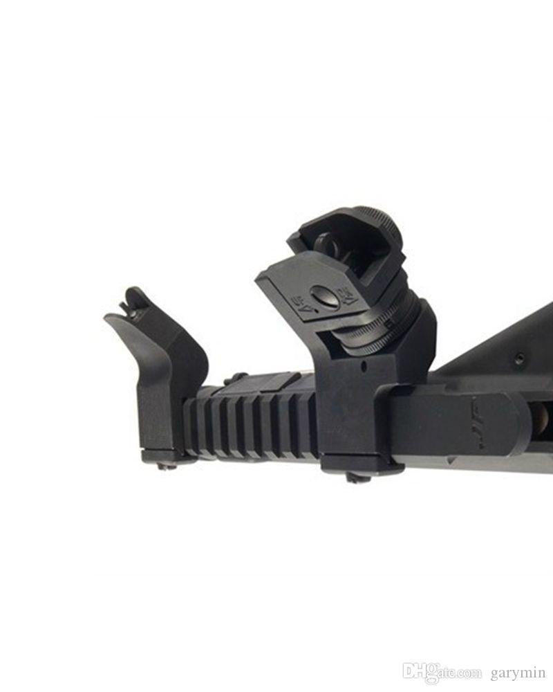 Тактический винтовка пистолет аксессуары AR15 металл быстрый transiti прицел набор передних и задних прицелов