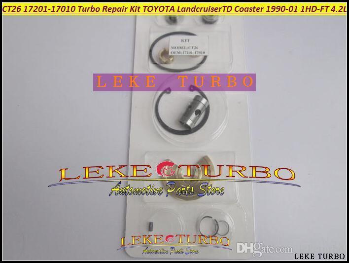 Комплект для ремонта Turbo отстраивает заново CT12B 17201-67040 17201 67040 для бегунка HI-LUX 1KZ-TE KZN130 3.0 L крейсера 4 земли Тойота LANDCRUISER