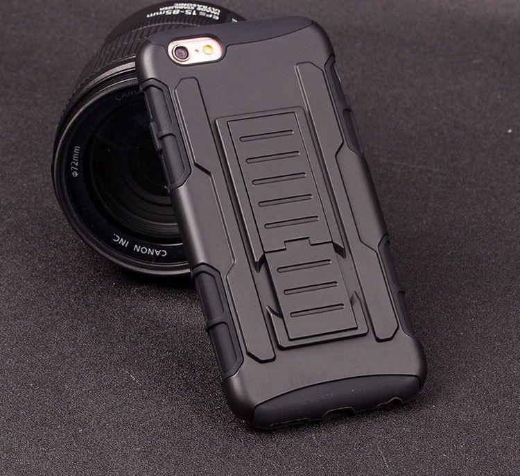 Per iphone 7 7plus attivo 6 6 s più Future Armour Impact Hybrid Custodia Rigida + Clip da Cintura Cavalletto Stand spedizione gratuita 50 pz nuovo arrivo
