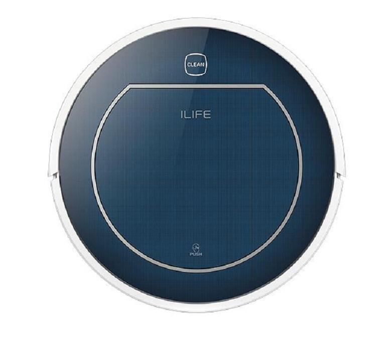 ILIFE V7 Smart Auto Sweeping Robot Vacuum Cleaner Remote Dust Cleaning Machine